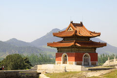 Free Chinese Ancient Architecture In The Eastern Royal Tombs Of The Q Stock Images - 32741264