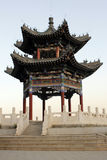 Chinese ancient architecture Royalty Free Stock Image