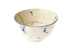 Chinese ancient bowl Stock Photography