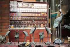 Chinese bronze souvenirs Stock Image