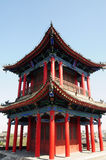 Chinese ancient building royalty free stock image