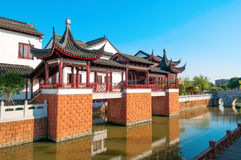 Chinese ancient buildings Stock Photo