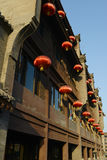 Chinese ancient buildings at Stock Photos