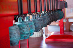 Chinese ancient chime Royalty Free Stock Images