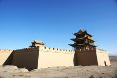 Chinese ancient city royalty free stock photo