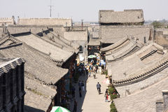 Chinese ancient city Stock Images