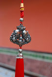 Chinese Ancient Decorative knots Pendant Royalty Free Stock Photo
