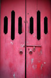 Chinese ancient door Royalty Free Stock Image