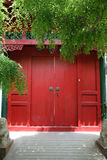 Chinese ancient door Stock Images