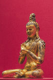 Chinese ancient fine Buddha Stock Images