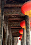 Chinese ancient house decoration Stock Images
