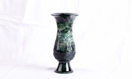 Chinese ancient jade carving Royalty Free Stock Photos
