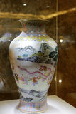 Chinese ancient porcelain Royalty Free Stock Images