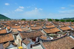 Chinese Ancient Residence Stock Photography