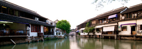 Chinese Ancient Town Royalty Free Stock Images