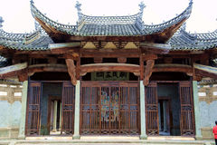 Chinese Ancient Traditional architecture Stock Image