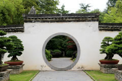 Chinese Ancient Traditional architecture Royalty Free Stock Image