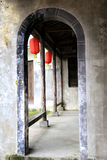 Chinese Ancient Traditional architecture. In Huizhou city , anhui province, China Stock Photos