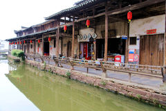 Chinese Ancient Traditional architecture Stock Photography
