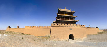 Chinese ancient tranditional city gate Stock Image