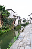 Chinese ancient village Stock Photos