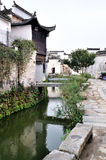 Chinese ancient village Stock Photo