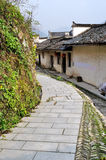 Chinese ancient village. Here is the screen Village, it is located in China's southern Anhui Province, and the world cultural heritage of Anhui neighboring Stock Photo