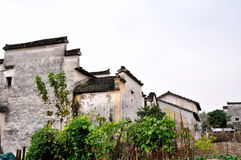 Chinese ancient village Royalty Free Stock Photos