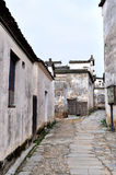 Chinese ancient village Royalty Free Stock Image