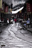 The Chinese ancient villages Royalty Free Stock Images