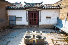 Chinese ancient well Stock Photography