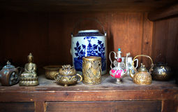 Chinese antique Royalty Free Stock Photo
