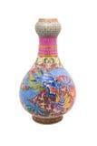 Chinese antique Dragon vase, Museum quality Stock Photos