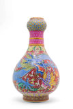 Chinese antique Dragon vase, Museum quality Royalty Free Stock Images