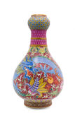 Chinese antique Dragon vase, Museum quality Stock Images