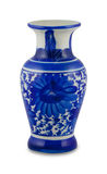 Chinese antique vase Stock Image