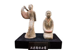Chinese antiques Royalty Free Stock Image