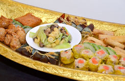 Chinese appetizers Stock Photography