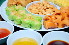 Chinese appetizers. Stock Image