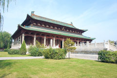 Chinese archaic building Royalty Free Stock Photos