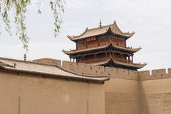Chinese architecture Royalty Free Stock Photo