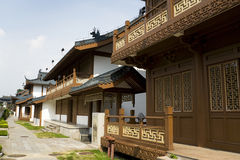 Chinese Architecture, Guilin, China Stock Photo