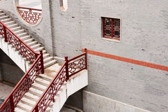 Chinese  architecture  --The stairs Stock Photos