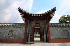Chinese architecture Stock Photography