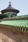Chinese architecture - Temple of Heaven Stock Photo