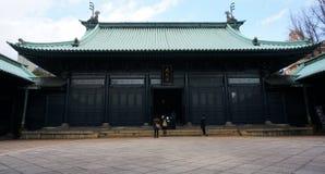 Chinese Architectuur Royalty-vrije Stock Afbeeldingen