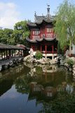 Chinese architectuur Stock Afbeeldingen