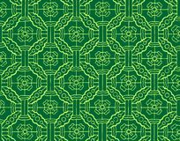Chinese Artistic Pattern Royalty Free Stock Photography