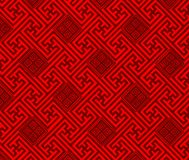Chinese Artistic Pattern stock images