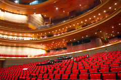 Chinese Asia, Beijing, the National Grand Theater, opera Royalty Free Stock Images